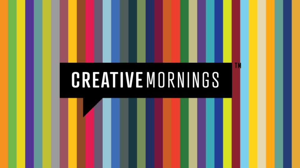 Creative Mornings- Andreea Vrabie