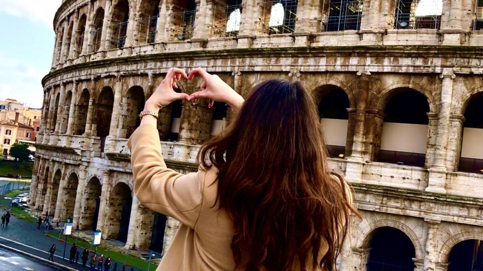 Love story: Rome