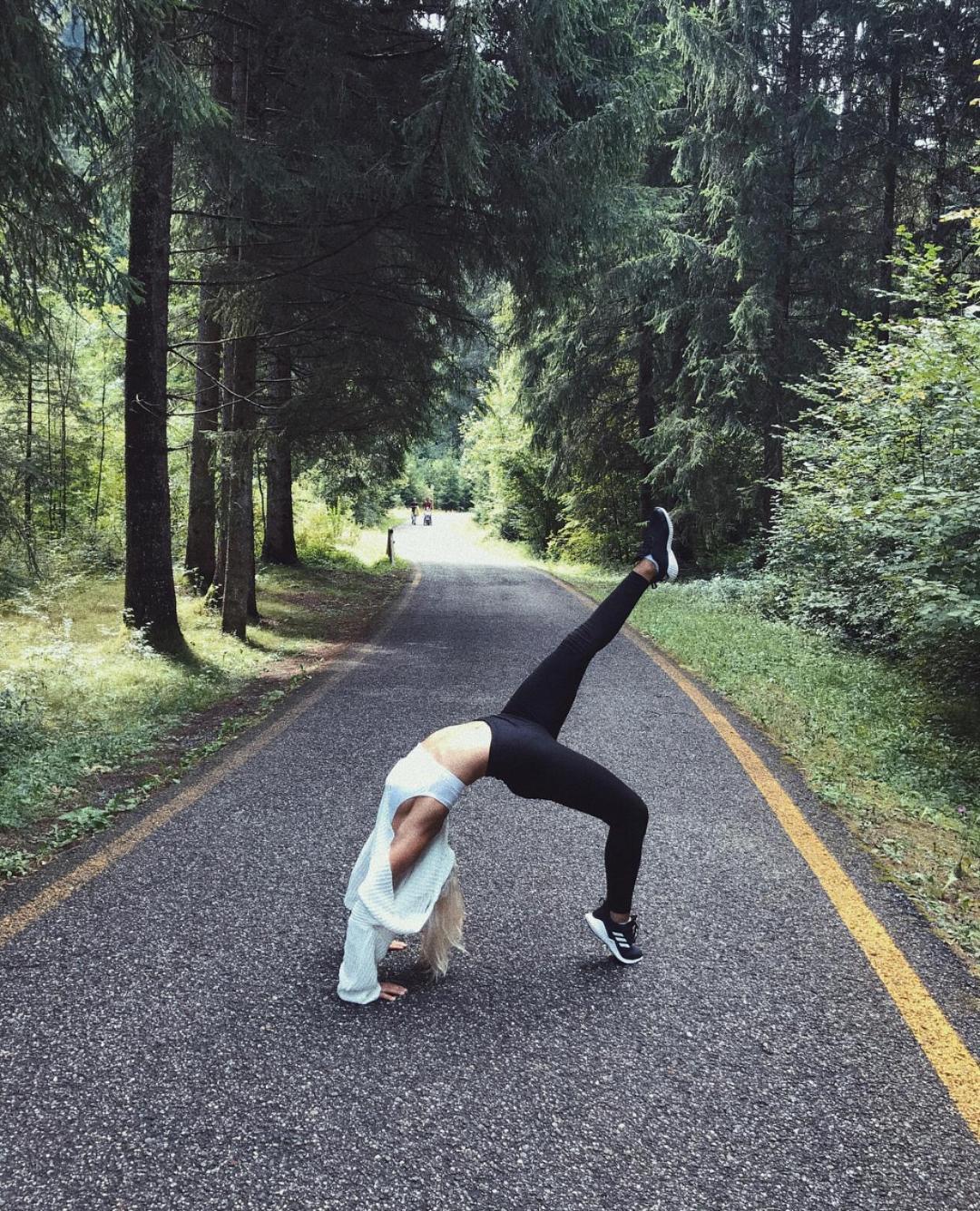 Yoga și meditație în natură - să învățăm să ne iubim