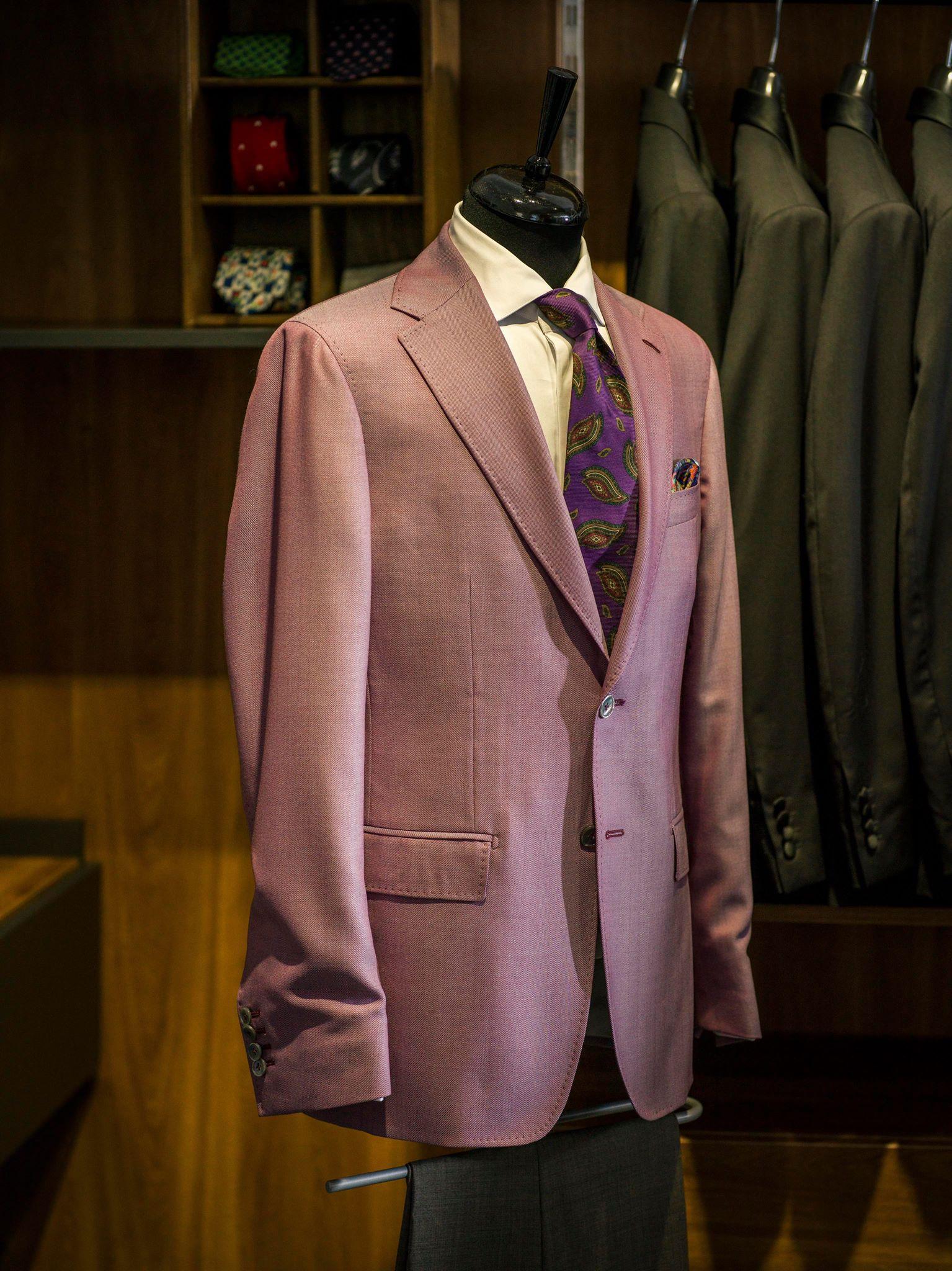 Tudor Personal Tailor: Poveste unui costum