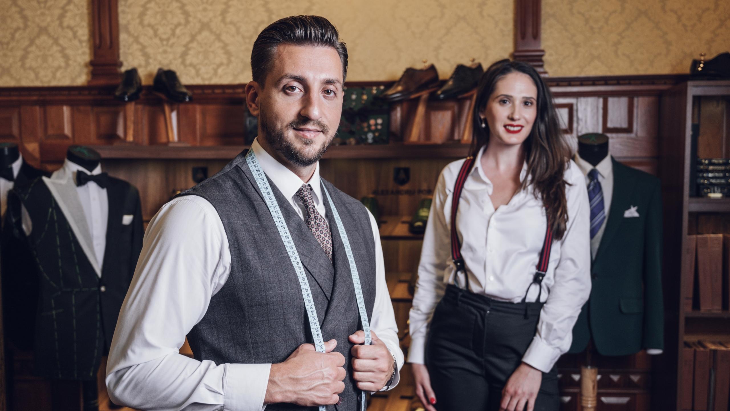Bespoke Tailoring: arta croitoriei cu Alin Cojocariu