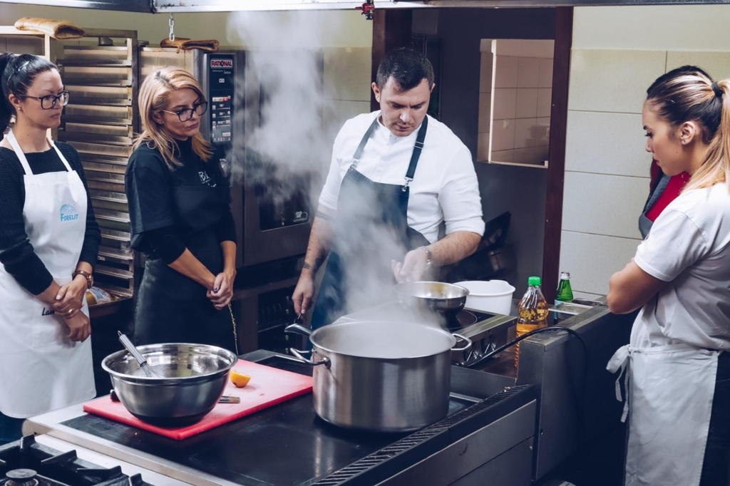 Workshop de gătit