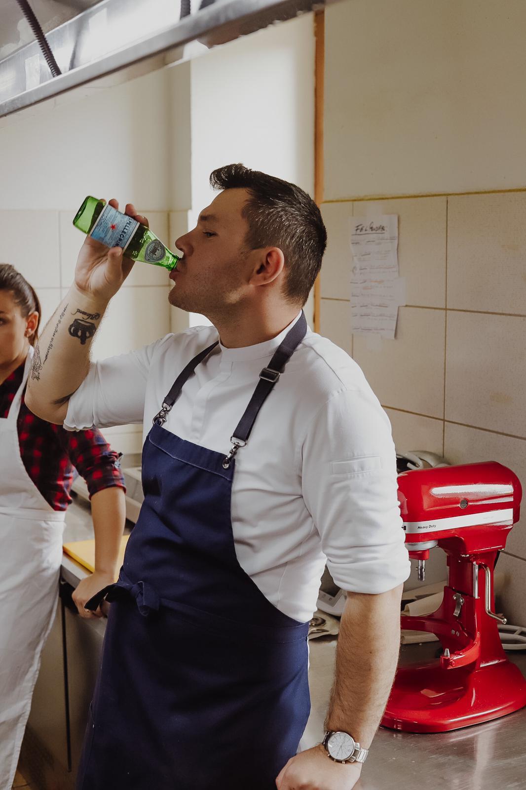 Workshop de gătit la Roca Brună cu Raul Vidican